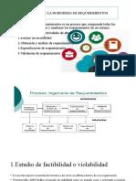 procesos y adquicision de requerimientos
