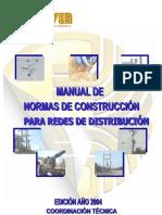 Normas Construcción ENELVEN
