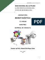 Material Unidad II - Muestreo Bioestadistica