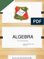 ALGEBRA-1S-SEMANA 2 AGO