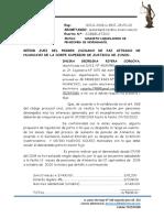 SEGUNDA LIQUIDACION DE PENCION DEVENGADO
