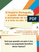 O_império_português,_o_poder_absoluto,_a_sociedade_de_ordens_e_a_arte_no_século_XVIII.ppt