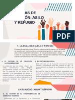 ASILO Y REFUGIO PPT