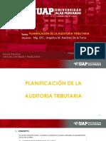 PLANIFICACIÓN DE LA AUDITORIA TRIBUTARIA