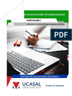 Modulo Portugues I UCASAL