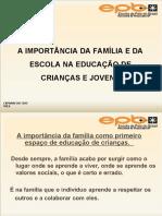 C-5.2) - IMP FAMILIA E ESCOLA  48 SLIDES 2017