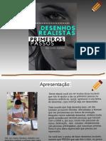 E-book Desenhos Realistas- Primeiros Passos