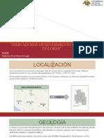KPI-Indicadores de Rendimiento de La Mina Dolores
