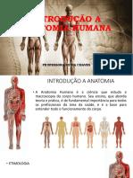 INTRODUÇÃO A ANATOMIA HUMANA PDF