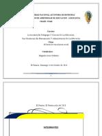 informe de curriculo. educacion prebasica