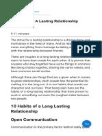 10 Habits of A Lasting Relationship.pdf