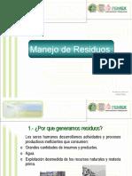Presentacion Manejo Residuos uop.1