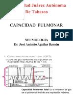 CAPACIDAD  PULMONAR