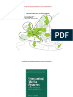 DOC. 5 Tres modelos de culturas periodísticas en Europa