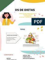 ATIPOS DE DIETAS