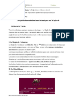 cours 3 Les premières réalisations islamiques au Maghreb