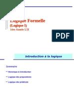 chapitre1 logique propositionnelle