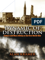 Kramer - Dynamic of Destruction; Culture and Mass Killing in the First World War (2007).pdf