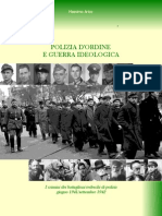 Polizia d'Ordine e genocidio ebraico. I crimini dei battaglioni tedeschi di polizia. Giugno 1941 - Settembre 1942