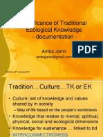 TEK documentation_Amba