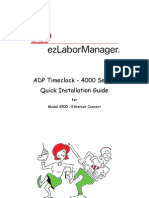 ATM Quick Install Guide EzLM 4000