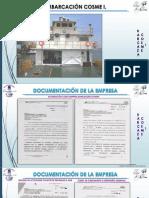 Presentación Barcaza Cosme i. 2016 Actualizada