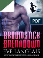 Eve Langlais - Broomstick Breakdown