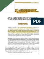Equilibrio y responsabilidad intergeneracional en los derechos sociales, el caso italiano