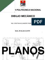 Clase 24 - Dibujo Mecánico