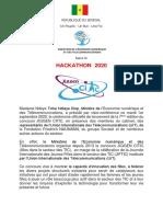 COMMUNIQUE CONCOURS JIGGEN CITIC 2020