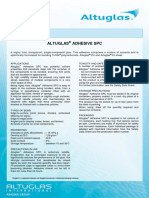 Altuglas SPC Data Sheet