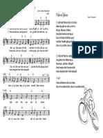 Fahrradlied - kids song