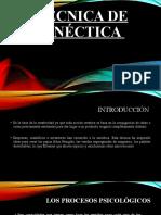 TÉCNICA DE SINÉCTICA
