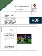 Planador 5 de futbol