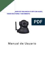 manual camara wifi