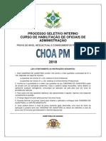 PROVA_PSI_CHOA_PM_2018