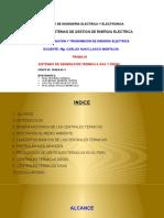 Presentacion Final _ Cetral Termica a Gas y Diesel_1