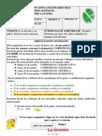 COMPETENCIA MATEMÁTICA (1)