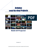 Arduino Step-By-Step Projects eBook