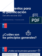 LINEAMIENTOS MINEDUC 2021