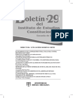 Boletín No. 29 del Instituto de Estudios Constitucionales - Universidad Sergio Arboleda.pdf