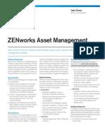 17 Zenworks Asset Management