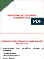DIAPO 3 DE ANTECEDENTES  BIBLIOGRAFICOS DE SEMINARIO