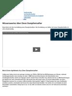 3834928 Tipps - Profi Dampfentsafter + 2020