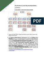 TALLER No. 10-RAMAS DEL PODER PUBLICO
