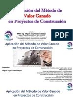 Aplicación de Valor Ganado en Proyectos de Construcción (1)