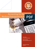 Accounting for Small and Medium Enterprises in Portugal