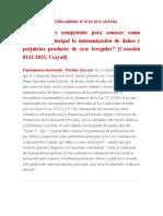 CASACIÓN LABORAL N° 8132-2015-UCAYALI