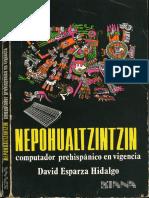 Nepohualtzintzin Computador Prehispanico en Vigencia