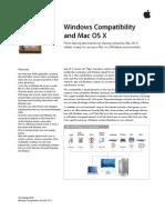MacOSX Windows TB